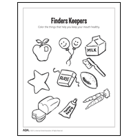 Finders keepers diagram