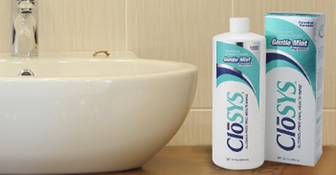 CloSYS Alcohol-Free Oral Health Rinse
