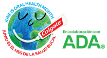 Oral Health Month logo