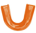 Orange mouthguard