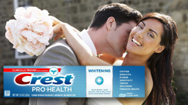 Crest ProHealth Whitening Toothpaste