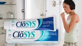 CloSYS Sulfate-Free Toothpaste