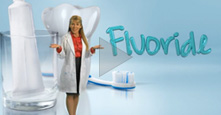 Video about Fluoride the Superhero of Cavity Fighting