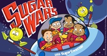 Sugar Wars graphic
