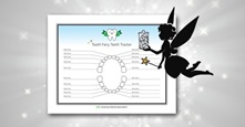 Tooth Fairy and Teeth Tracker