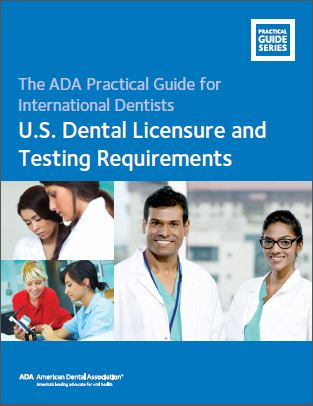 State Licensure for the International Dentists