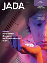 Image of March JADA cover