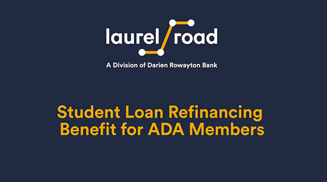 ADA and DRB Student Loan Consolidation