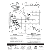 Picture of NCDHM 2018 Crossword in Spanish