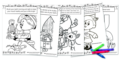 Hermey coloring pages