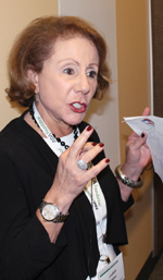 Photo of Judith Haber, Ph.D.