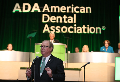 American Dental Association Picture