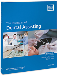 Image of the Essentials of Dental Assisting manual