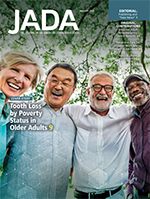 Image of January JADA cover