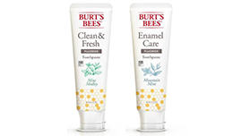 Burt's Bees Fluoride Toothpaste photo