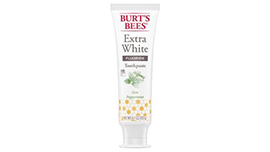Burt's Bees Extra White Fluoride Toothpaste photo