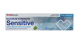 CVS Health Maximum Strength Sensitive Toothpaste