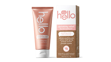 Hello Sensitivity Relief Toothpaste